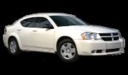 Dodge Avenger 2007-2014