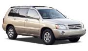Toyota Highlander I (U20) (2001-2003)