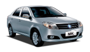 Geely MK I (2006-2013)