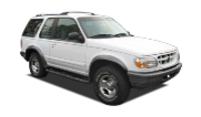 Ford USA Explorer II 1994-2003