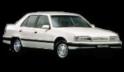 Hyundai Sonata II 1988-1993