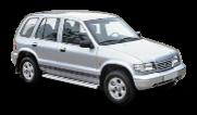 Kia Sportage I 1993-2006