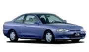 Mitsubishi Mirage 1995-2003