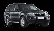 Mitsubishi Pajero IV (2006-2011)