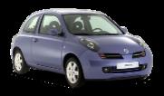 Nissan Micra 2003-2010