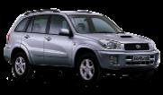 Toyota RAV 4 2000-2004