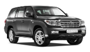 Toyota Land Cruiser 200 2009