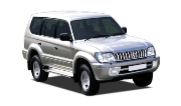 Toyota Land Cruiser Prado 90 Series (1996-1999)