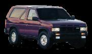 Nissan Terrano I /Pathfinder (WD