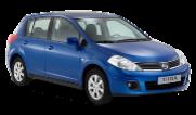 Nissan Tiida (C11) 2007-2014
