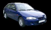 Mitsubishi Colt V (CJ) (1995-2003)