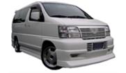 Nissan Elgrand 1997 - 2002