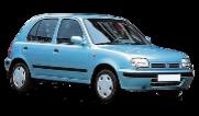 Nissan Micra K11E 1992-2002