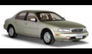 Nissan Leopard седан III 1991 - 1995