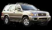 Nissan Terrano /Pathfinder (R50) 1996-2004