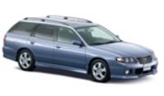 Nissan Avenir II 1997 - 2005