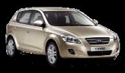 Kia Ceed 2006-2010