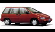 Nissan Prairie II (M11) (1988-1998)
