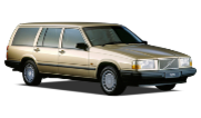 Volvo 740 1990-1992