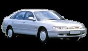 Mazda 626 (GE) 1992-1997