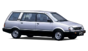 Mitsubishi Space Wagon I (1984-1991)