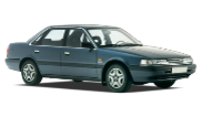 Mazda 626 (GD) 1987-1992