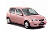 Mazda Demio 2002-2007