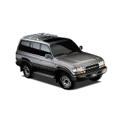 Toyota Land Cruiser 80 Series (1989-1994)
