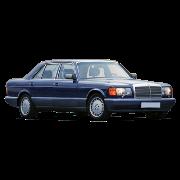Mercedes Benz W126 1979-1991