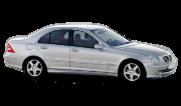 Mercedes Benz W203 2000-2006