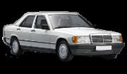 Mercedes Benz W201 1982-1993
