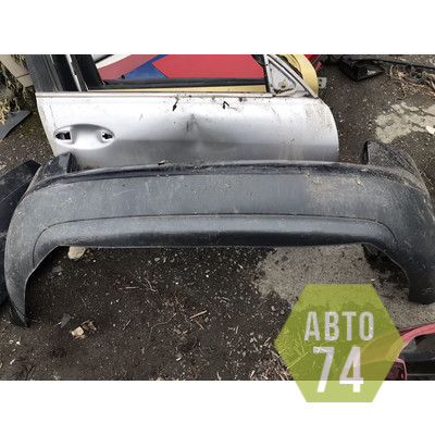 Бампер задний для Audi A6 (C5) 1997-2004